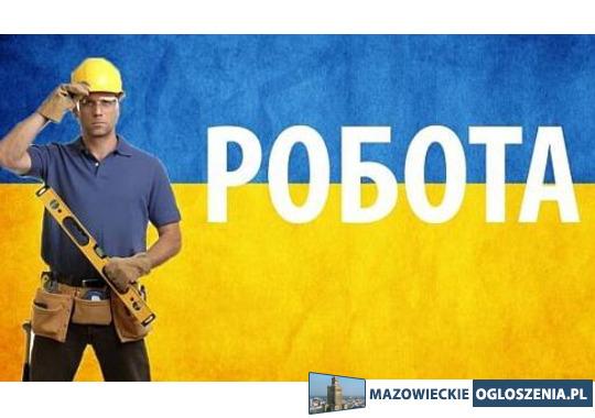 Praca ROBOTA OD ZARAZ UKRAINA GRUZJA MOŁDAWIA